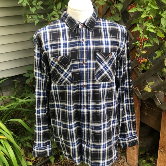Vans Other - Vans Off The Wall flannel Sycamore shirt.